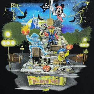 Walt Disney World T Shirt Not So Scary Halloween07